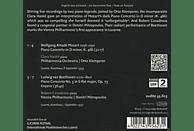 Clara Haskil, Robert Casadesus, Otto Klemperer, Dimitri Mitropoulos, Vienna Philharmonic, The Philharmonia Orchestra - Piano Concerto K.466 & No.5 [CD]