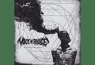 Voice Of Revenge - Disintegration  - (CD)