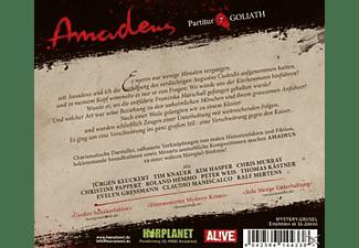 AMADEUS - Partitur 7: Goliath  - (CD)