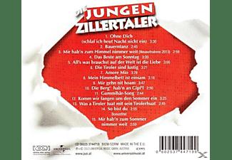 Die Jungen Zillertaler - OHNE DICH (SCHLAF ICH HEUT NACHT NICHT EIN) [CD]
