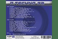 VARIOUS - Gary D. Presents D. Techno 32 [CD]