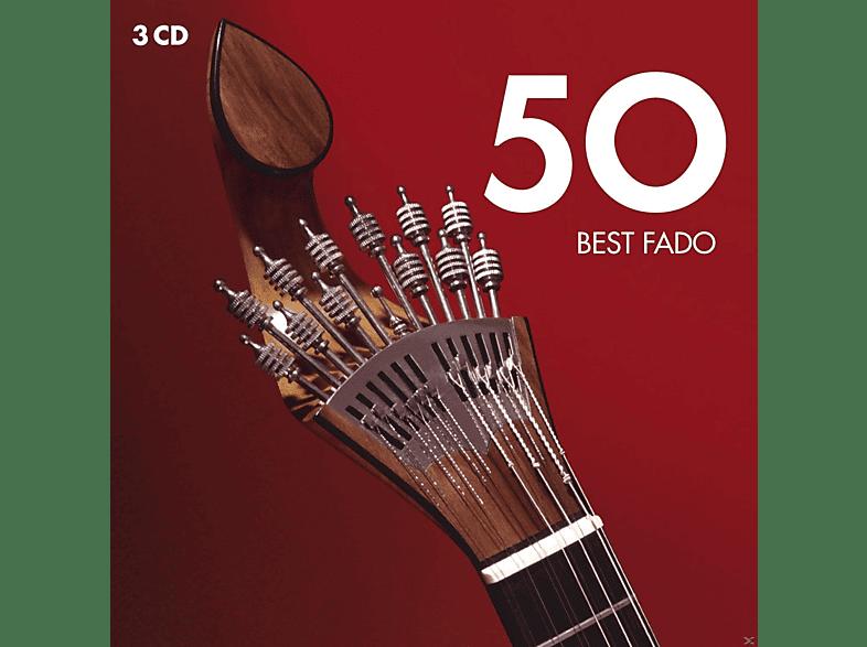 VARIOUS - 50 Best Fado [CD]