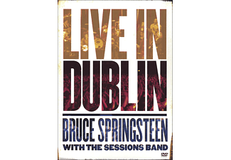 Bruce Springsteen, The  Session Band - LIVE IN DUBLIN  - (DVD)
