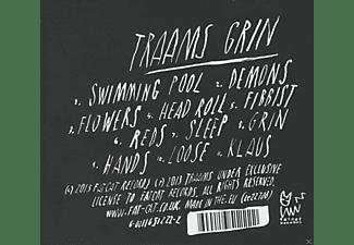 Traams - Grin  - (CD)