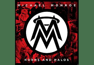 Michael Monroe - Horns And Halos  - (CD)