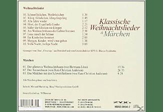 """Sven Görtz, Chor """"Chourage"""" & Schulchor MPS St. Blasius Frickhofen - Klassische Weihnachtslieder Und Märchen  - (CD)"""