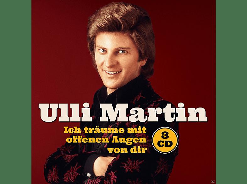 Ulli Martin - Ich Träume Mit Offenen Augen Von Dir [CD]