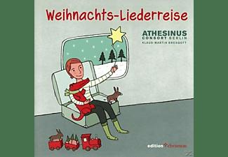 Athesinus Consort Berlin & Kinderstimmen - Weihnachts-Liederreise  - (CD)