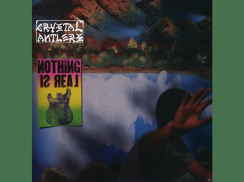 Crystal Antlers - Nothing Is Real [CD]