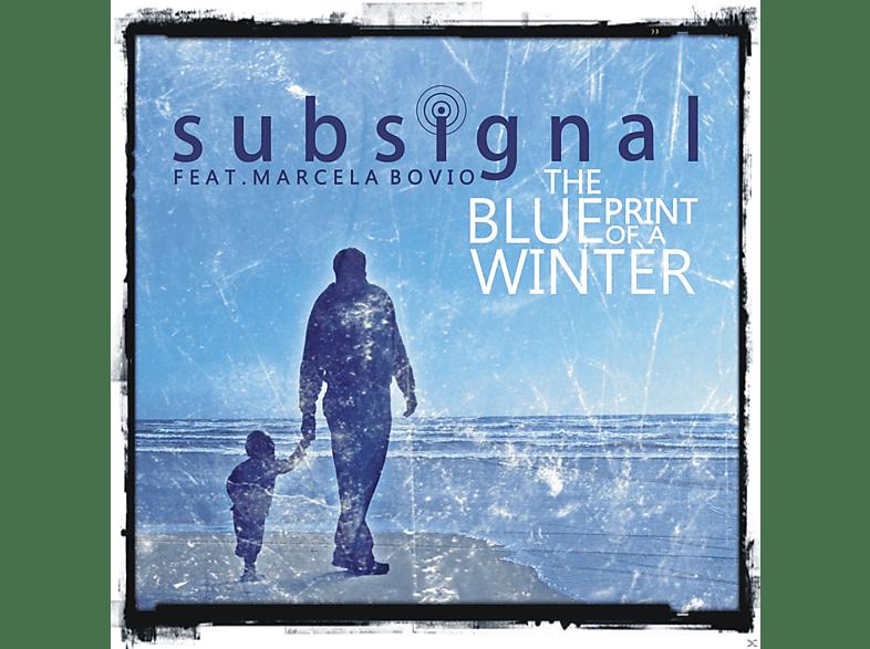 Subsignal, Marcela Bovio - The Blueprint Of A Winter [Maxi Single CD]