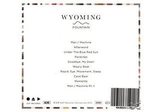 Wyoming - Fountain  - (CD)