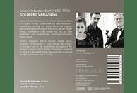 Hubert Buchberger, Valentin Eichler, Luise Buchberger - Goldberg-Variationen [CD]
