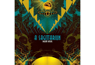 A Sagittariun - Dream Ritual  - (CD)