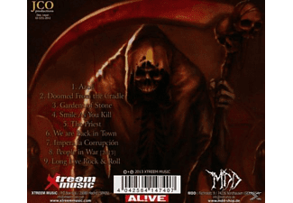 Fuck Off - Smile As You Kill  - (CD)