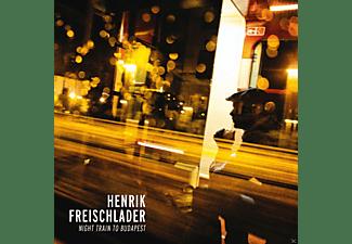 Henrik Freischlader - Night Train To Budapest  - (CD)