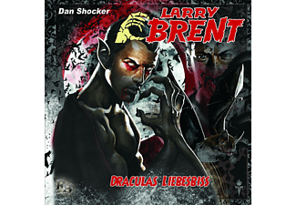 Larry Brent 12: Draculas Liebesbiss Teil 1  - (CD)