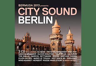 VARIOUS - City Sound Berlin 2013 (BerMuD  - (CD)