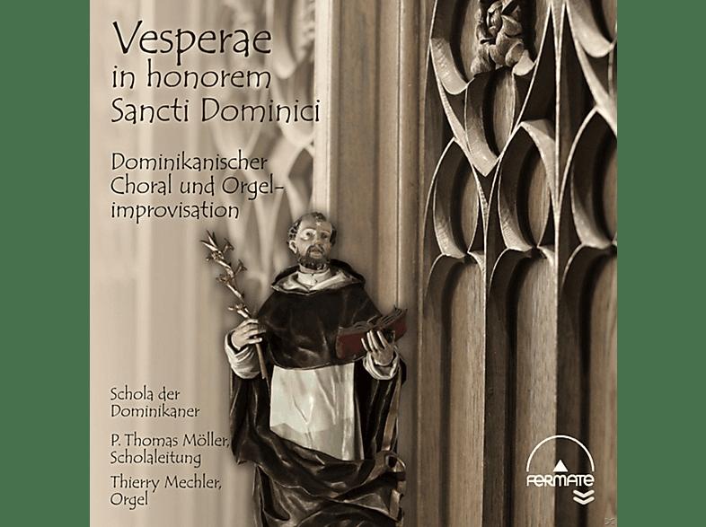 Schola Der Dominikaner, Mechler Thierry - Vesperae In Honorem Sancti Domini [CD]