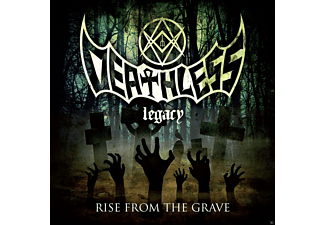Deathless Legacy - Rise From The Grave - (CD)