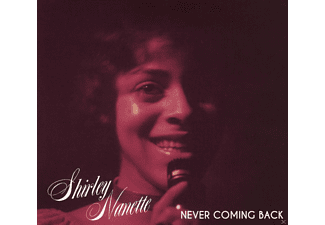 Shirley Nanette - Never Coming Back  - (CD)