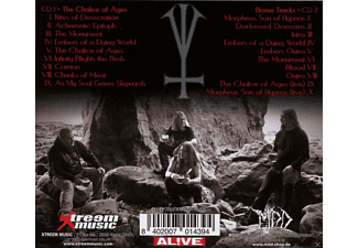Deathevokation - The Chalice of Ages  - (CD)