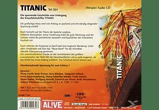 Primus,Bodo/Franck,Pierre - Titanic Teil 3 & 4  - (CD)
