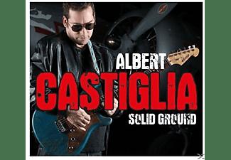 Albert Castiglia - Solid Ground  - (CD)