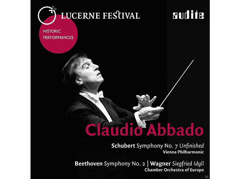 Wiener Philharmoniker - Lucerne Festival (Historic Performances) [CD]