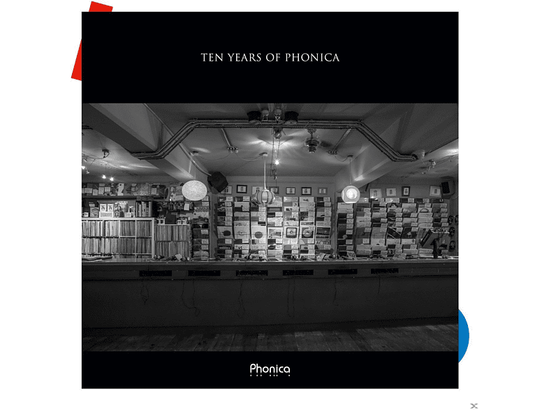 VARIOUS - 10 Years Of Phonica [CD]