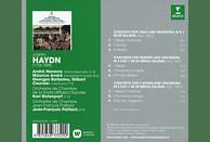 Andre Navarra, Maurice Andre, Georges Barboteu, Gilbert Coursier, Orchestre De Chambre De La Radiodiffusion Sarroise, Orchestre De Chambre Jean-françois Paillard - Haydn Concertos [CD]