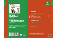Mstislav Rostropovich, Boston Symphony Orchestra - Cellokonzert Op.104 / Rococo Variationen [CD]