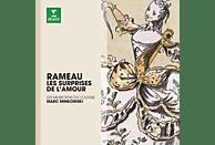 Les Musiciens Du Louvre - Rameau: Les Surprises De L'amour [CD]