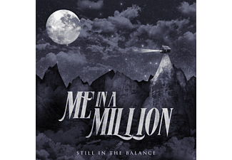 Me In A Million - Still In The Balance  - (CD)