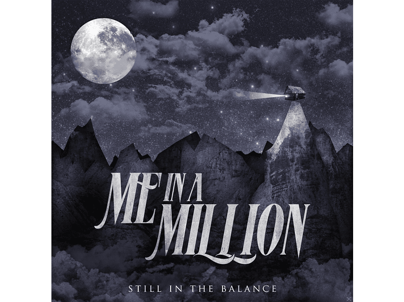 Me In A Million - Still In The Balance [CD]