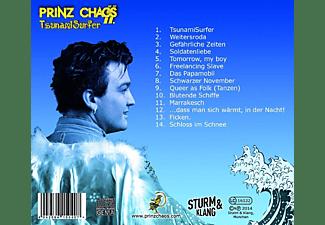 Prinz Chaos II. - Tsunamisurfer  - (CD)