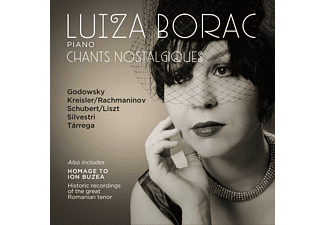 Luiza Borac - Luiza Borac: Chants Nostalgiques  - (CD)