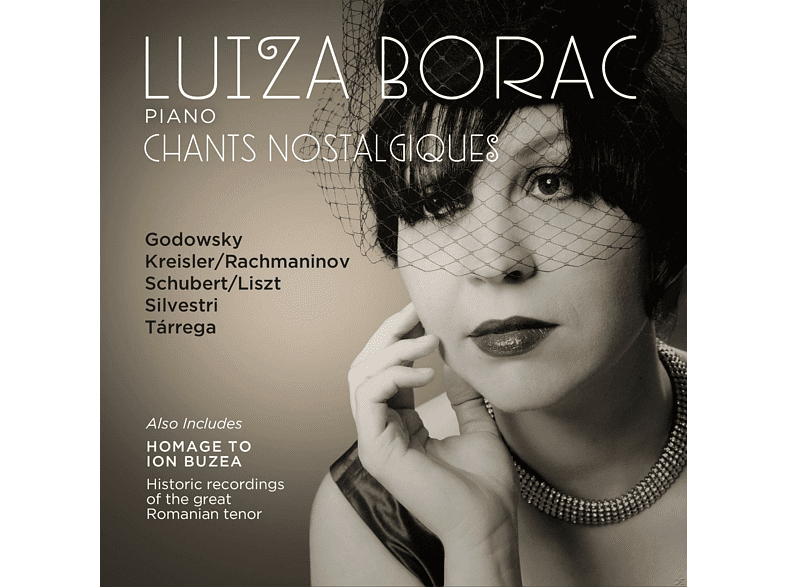 Luiza Borac - Luiza Borac: Chants Nostalgiques [CD]