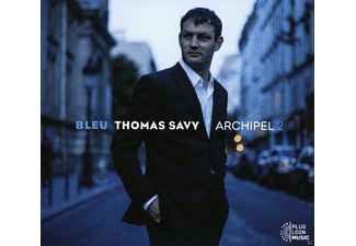 Michael Felberbaum, Pierre De Bethmann, Stephane Kerecki, Karl Jannuska, Savy Thomas - Bleu / Archipel 2  - (CD)