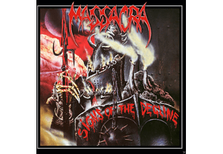 Massacra - Signs Of The Decline (Re - Issue + Bonus) - (CD)