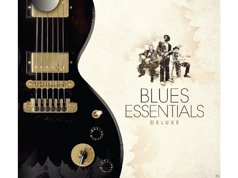 VARIOUS - Blues Essentials Deluxe [CD]