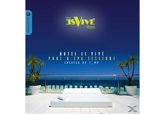 T_Mo/Various - Hotel Es Vive-Pool & Spa Sessions  - (CD)