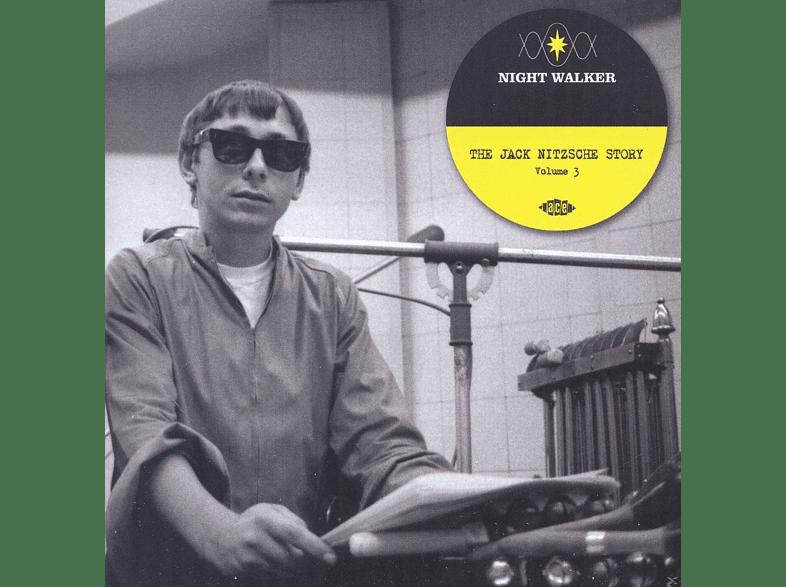 VARIOUS - Night Walker-Jack Nitzsche Story Vol.3 [CD]