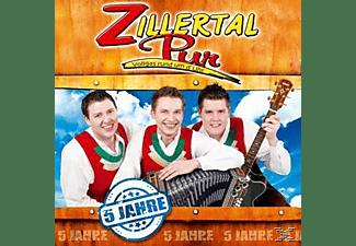 Zillertal Pur - 5 Jahre  - (CD)