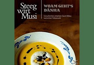 Steegwirt Musi - Woam geht's dánha-Instrumental  - (CD)