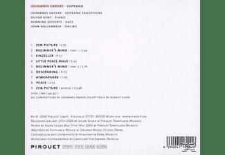 Johannes Enders - Soprano  - (CD)