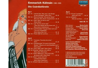 VARIOUS, Rudolf Bibl, Festival Orchestra Mörbisch, Rudolf/festival Orchestra Mörbisch/+ Bibl - Die Csardasfürstin  - (CD)