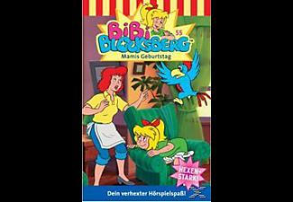 Bibi Blocksberg - Folge 055: Mamis Geburtstag  - (MC)