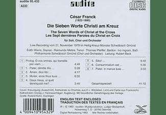 Mettre, E./Philh.Schwäbisch-Gmünd Wiens - Die Sieben Worte Christi Am KR  - (CD)