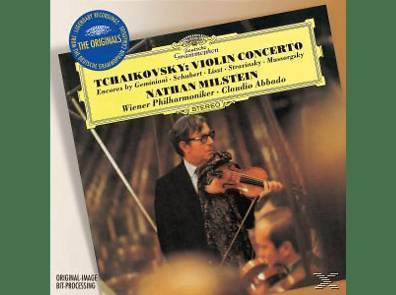 Nathan Milstein, Milstein,Nathan/Abbado,Claudio/WP - Violinkonzert D-Dur/Encores [CD]