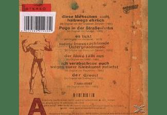Japanische Kampfhörspiele - Deutschland von vorne  - (CD)